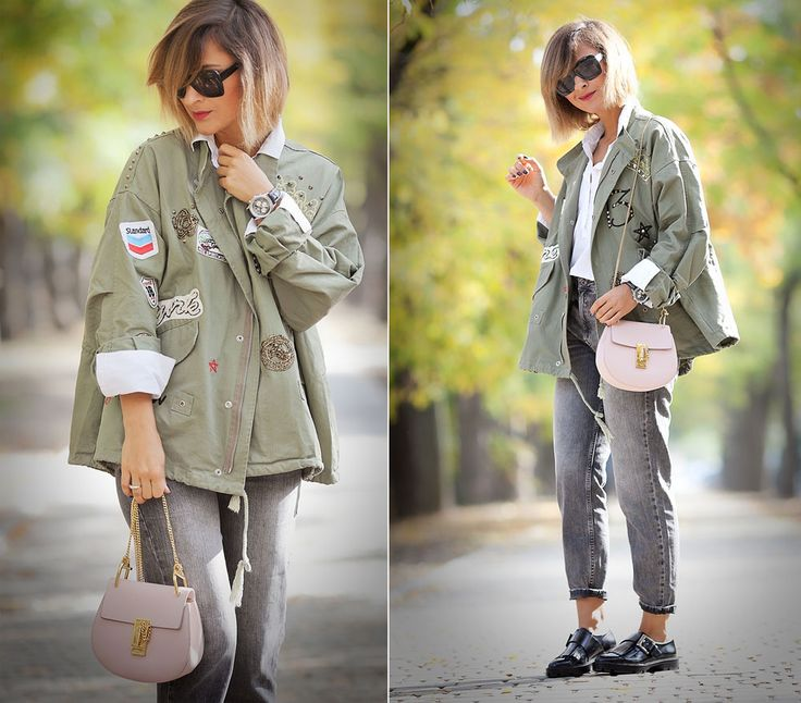 parka outfit_with_chlow drew bag in cementpink