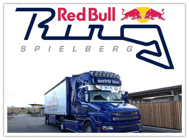 Austria Inox Messetruck beim Truck Race Spielberg – Heyevent.at