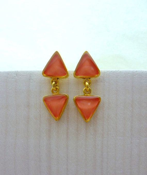 Hey, I found this really awesome Etsy listing at https://www.etsy.com/listing/269846221/double-triangle-geometric-earrings
