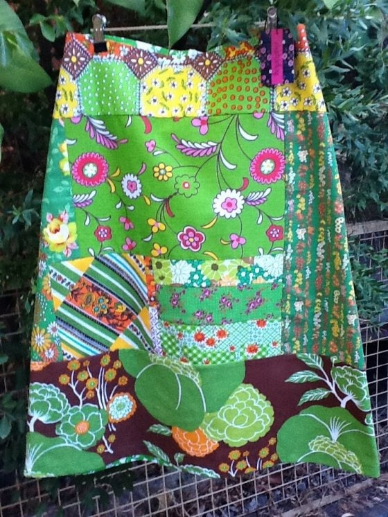 A most beautiful skirt from violetclothing, Australia.