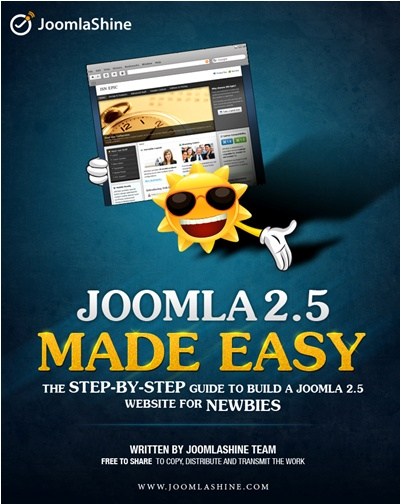 16 best joomla ebooks free joomla guide images on pinterest joomlashine released joomla made easy a free e book for joomla newbies master basic joomla and build a complete joomla website in just 7 days fandeluxe Gallery