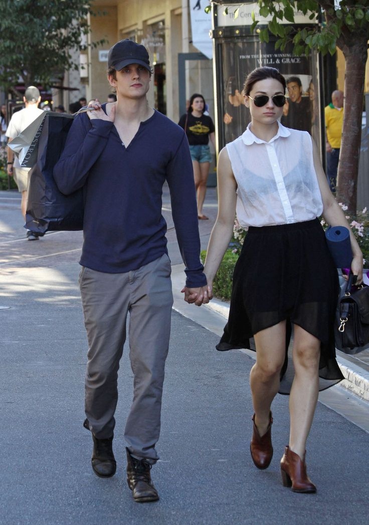 Teen Wolf's Crystal Reed and Daniel Sharman Break Up