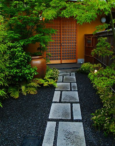 Entrance For High Class Japanese Style Restaurant By M 400 x 300