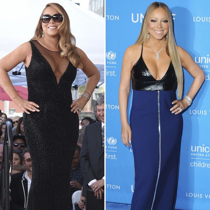 "Health News: Mariah Carey Credits Her Drastic Weight Loss to a ""Bleak Diet"""
