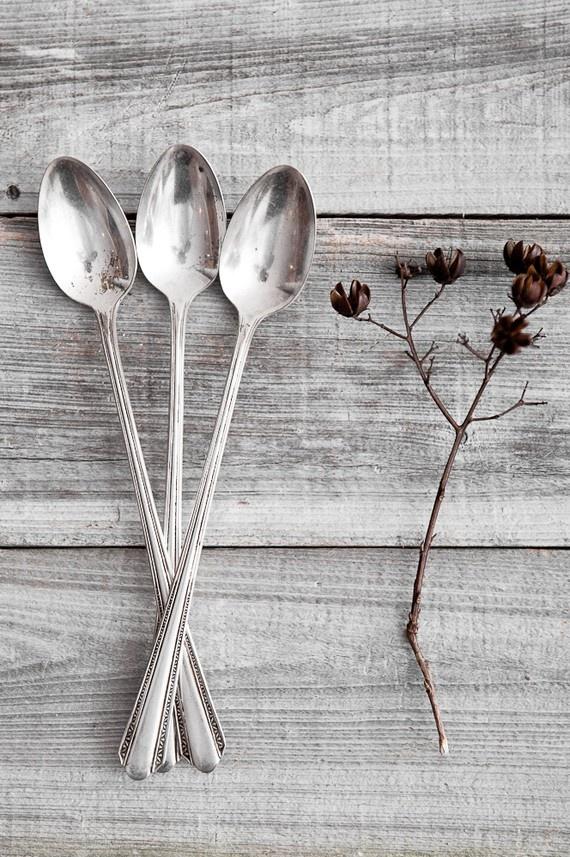 vintage spoons...