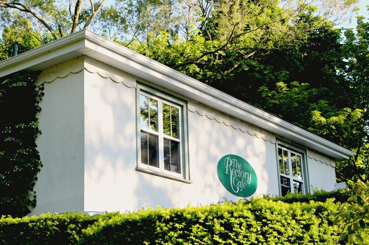 Places: The Rectory Cafe on Ward's Island