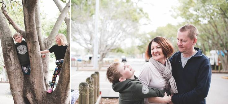 Natural family fun at Newmarket Brisbane family Photographer