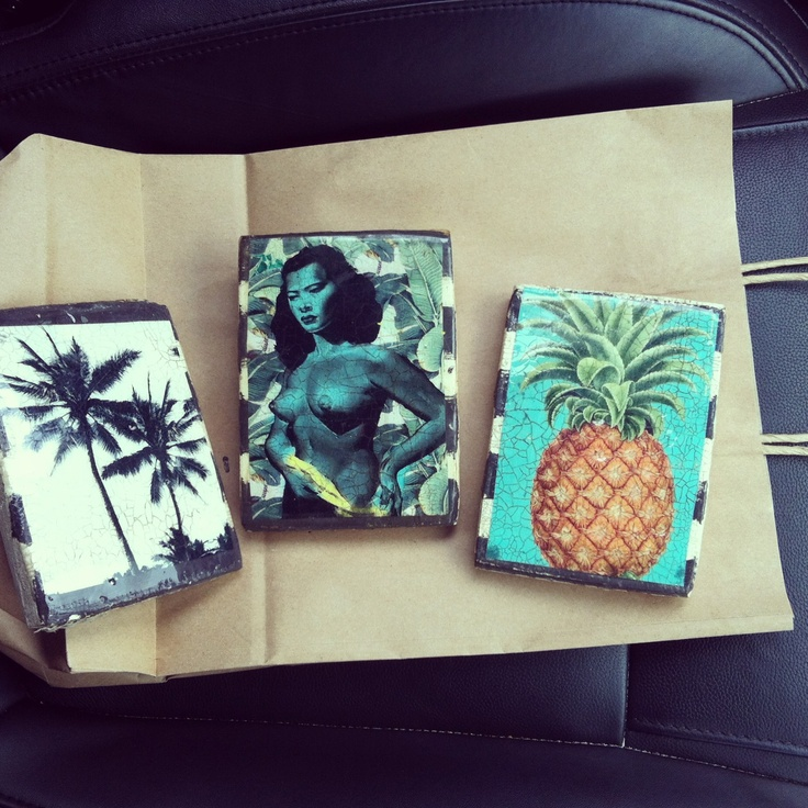 Tiles from Ahoy Trader Byron Bay