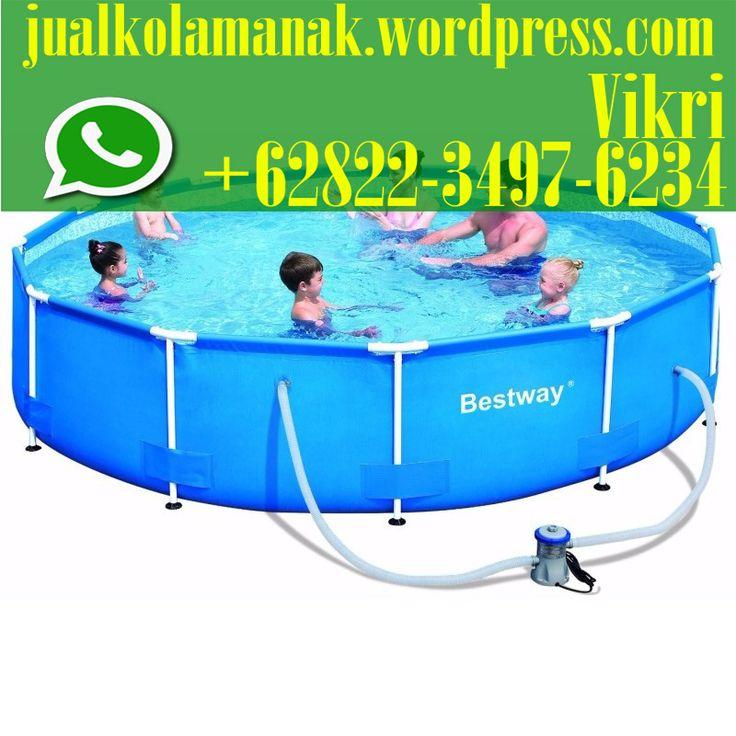 WA +62822-3497-6234, Jual Kolam Renang Anak, Jual Kolam Renang Portable