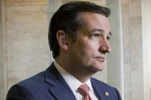 Conservatives demand to know why liberals can't stop talking about this Ted Cruz fellow