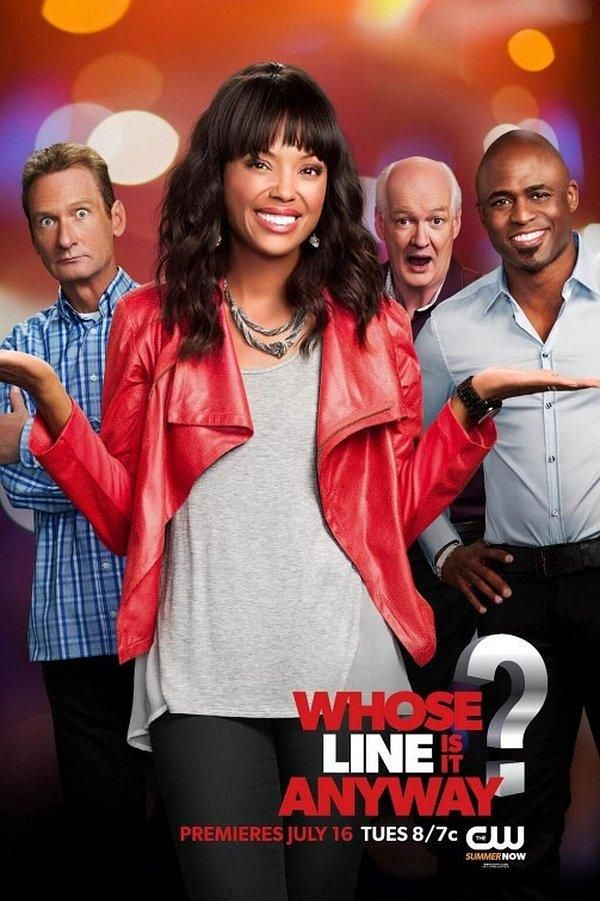 Whose Line Is It Anyway? (TV Series 2013- ????)