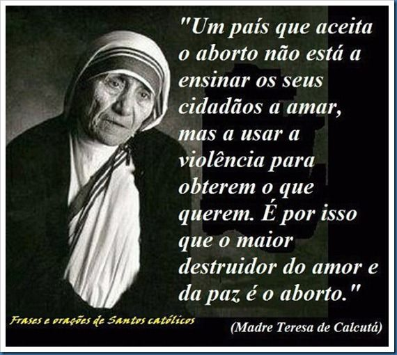 Frasesamor Frases De Madre Teresa De Calcuta Sobre Amor