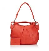 New Spring Summer Lupo Panama 1100360 in Coral Shoulder Bag