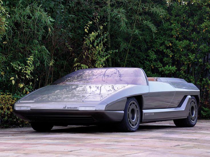 1980 Lamborghini Athon Concept V8 2 996 Cm 179 259 Ps