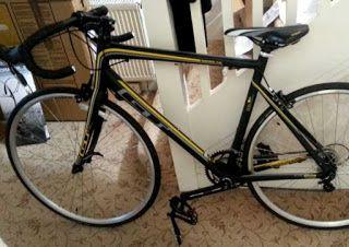 Ireland's Premier Online Bicycle Register: Stolen Bike - GT Series 4