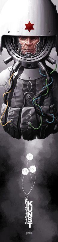 The Art of Derek Stenning - Daily Art