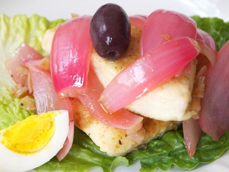 Escabeche de pescadoFish Escabeche – A summer appetizer with Spanish roots..PeruDelights