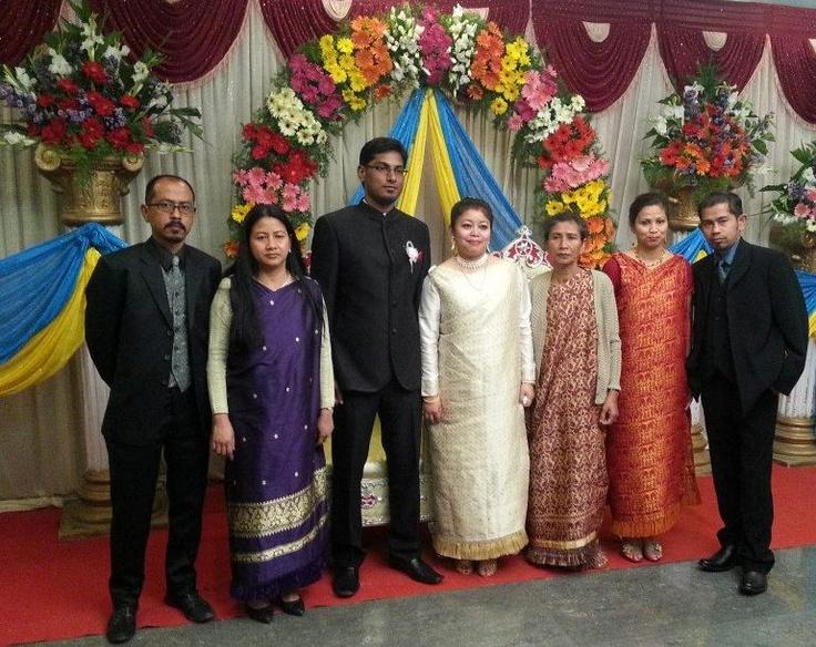 A Khasi Family :)