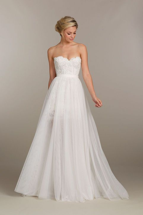 1000  ideas about Convertible Wedding Dresses on Pinterest ...