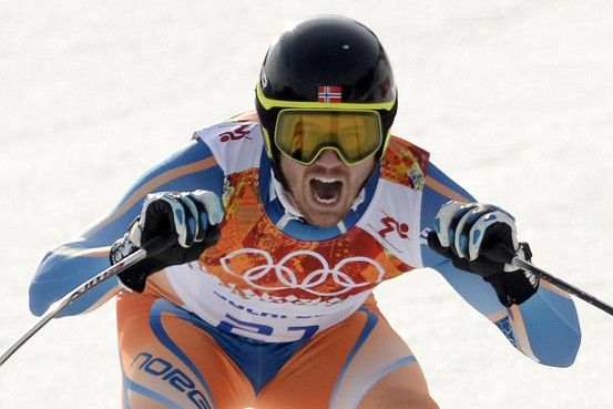 Norway's Jansrud Wins Olympic Super-G; Americans Medal - WSJ.com