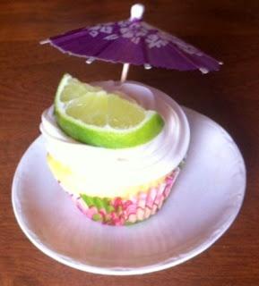 blogdeedah: Summer Food Fun: Corona Cupcakes