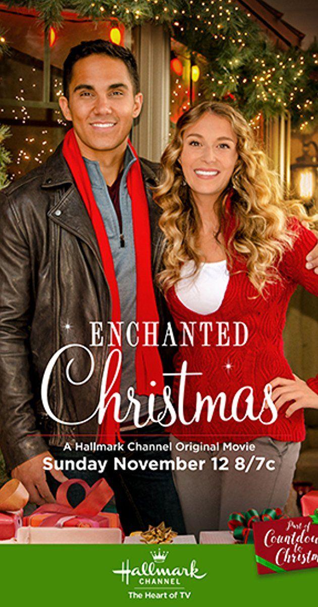 Enchanted Christmas (2017) christmas wedding hallmark