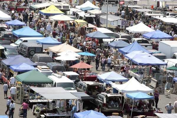 Choose from over 800 sellers at the Long Beach Flea Market, where you'll find art, crafts, toys, jewelry, plants, clothes, furniture and kitchenware.    Cost: $5    Dates: Third Sunday of the month    Contact info: 4901 E. Conant St., Long Beach; http://www.longbeachantiquemarket.com/