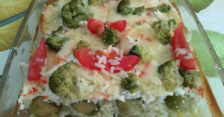 Mennyei Zöldséges rakottas recept! Most így nyáron olyan jól esik a csak friss zöldségekből készült étel...
