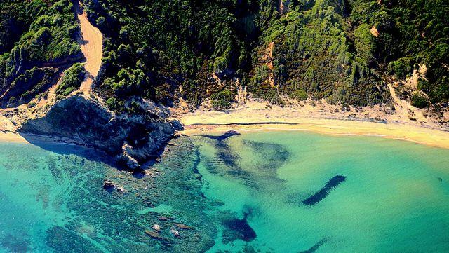 Elias beach, Skiathos island, Greece.   Flickr - Photo Sharing!