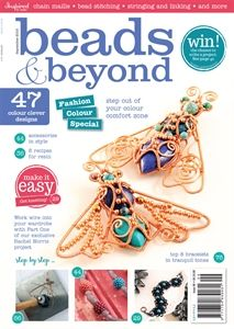 Buy your copy from shop.inspiredtomake.com/beads-beyond-september-2015-2