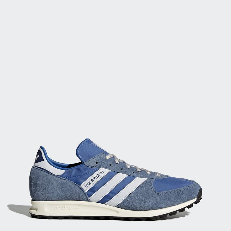 Taking design inspiration from \u002770s running shoes, these adidas Spezial TRX  SPZL shoes showcase