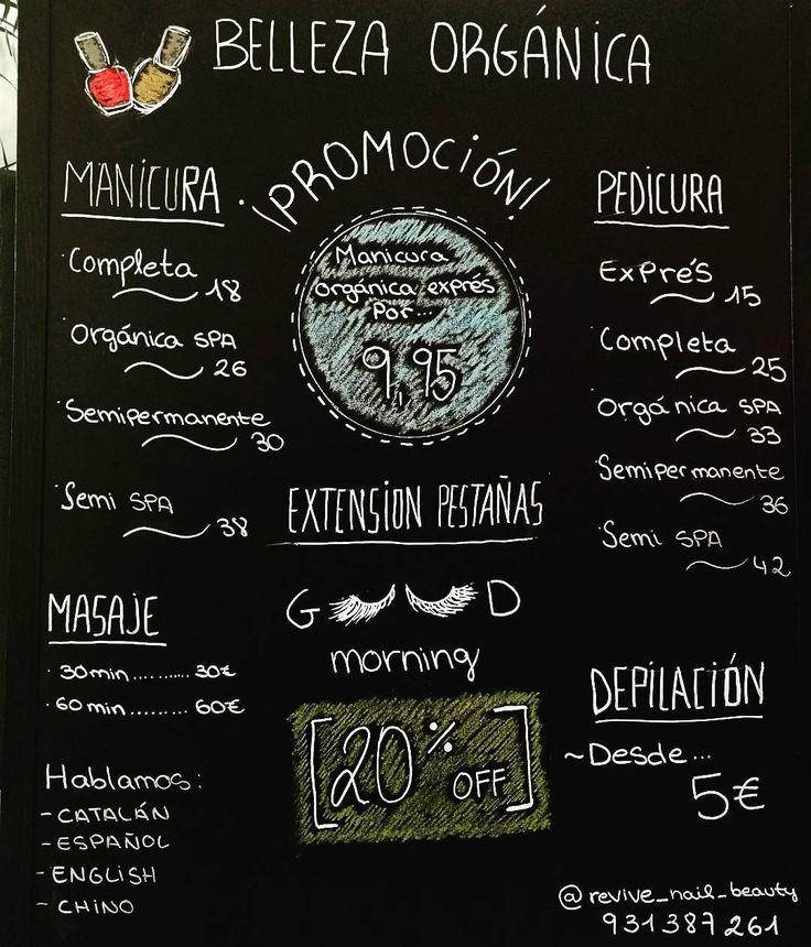 NUEVAS PROMOCIONES NO LAS DEJES ESCAPAR!! #manicura #manicuraorly #orly #orlybreathable #organico #natural #tratamientouñas #bcn #barcelona #nail #nailsalon #nailsalonbarcelona #beauty #cuticleoil #aceitedecuticula #lifestyle #beautiful #beautifulnails #healty #manicuravegana #vegano #pedicura #pedicure #lashes #extensionpestañas #pestañas #masaje #relax