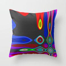 Velvet serie# 9 Throw Pillow