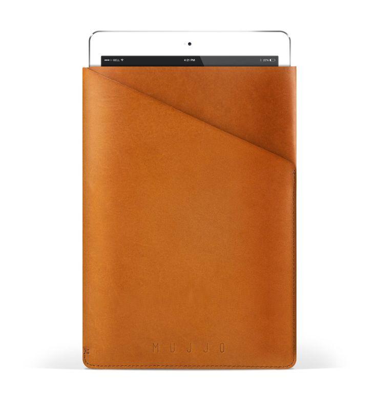 sleeves for Apple devices by Dutch company Mujjo