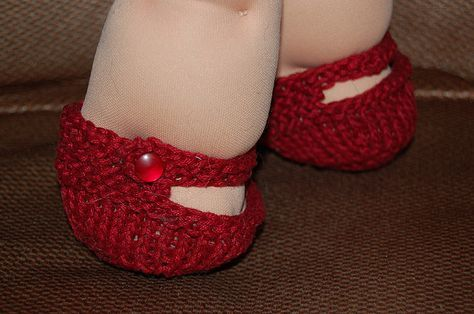Mary Janes (for your Cabbage Patch Kid)