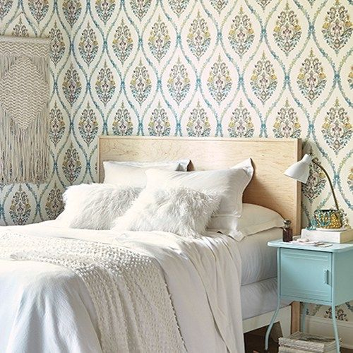 193 best Dreamy Bedrooms images on Pinterest | Bedrooms, Wallpaper ...