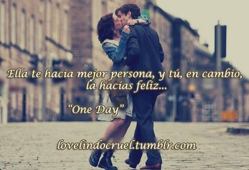 one day frases - Buscar con Google