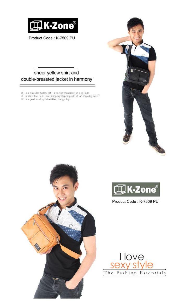 盼望已久,等待再等待K-Zone全新PU細斜袋終於面世了,格調中性男女合用,充份表現出時尚潮流格調。 http://www.k-zone.com.hk/shop/index.php?route=product/product&product_id=804