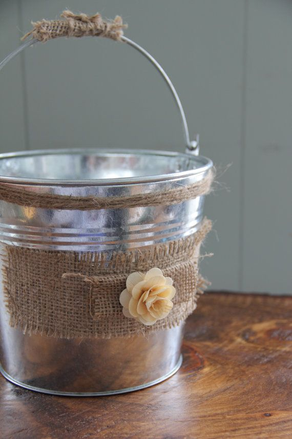 best 25 tin buckets ideas on pinterest rustic table
