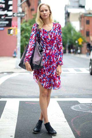 new york city street style july 2012