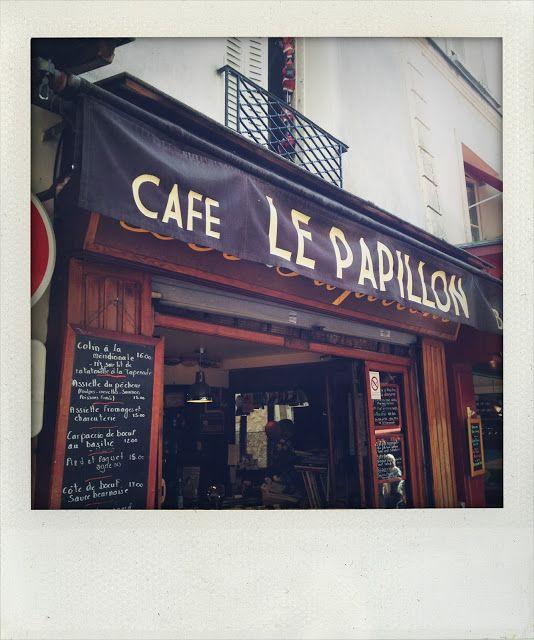 Cafe Le Papillon Paris Hours