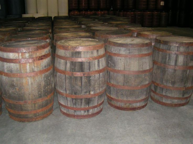 Kentucky Barrels - Whiskey Barrels for sale