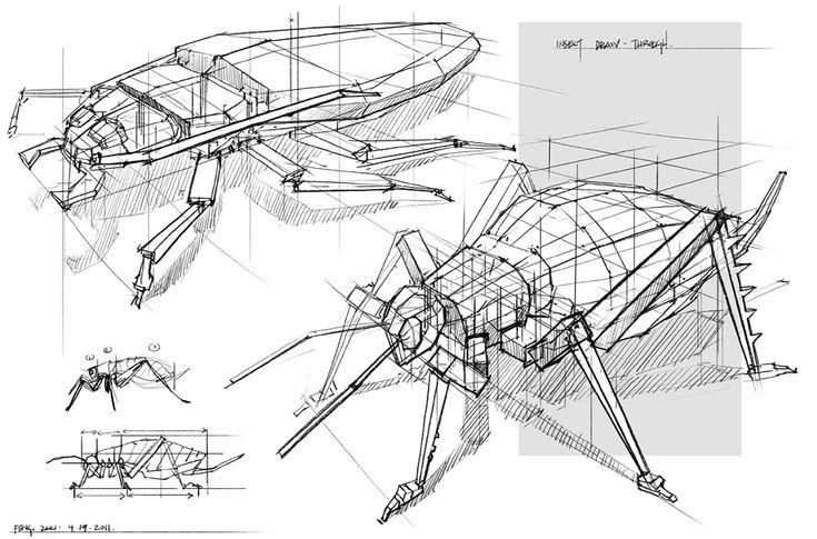 Feng Zhu Design: More Sketching Demos                                                                                                                                                                                 More