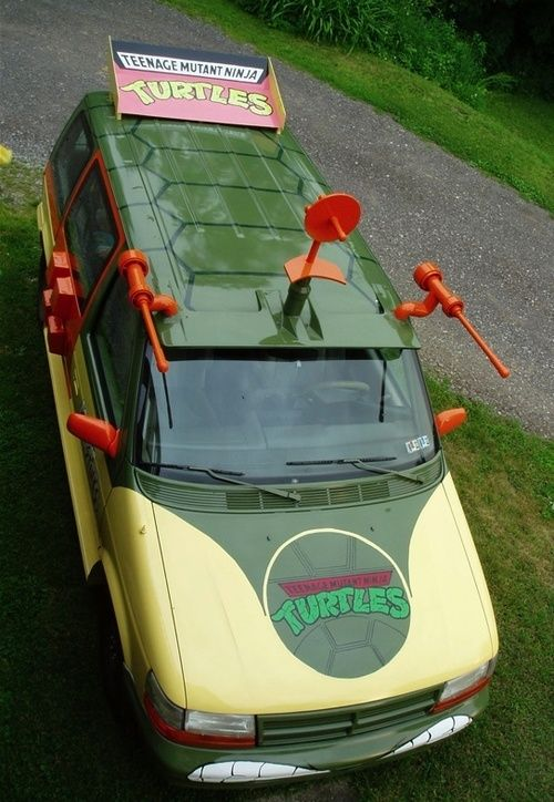 I so want to do something like this with my van.