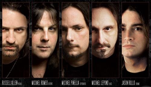 Symphony X, awesome band.