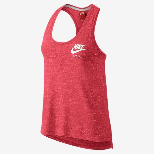 Camiseta Regata Nike Gym Vintage Feminina | Nike