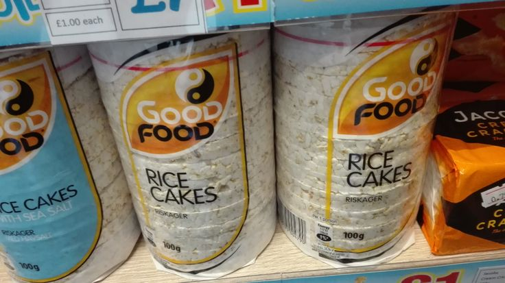 Good Food Plain  Rice Cakes    100g    3 packs for £1.00    BB 16th September 2016    Goes with sweet or savoury toppings | Shop this product here: http://spreesy.com/DiscountFoodsofLincoln/179 | Shop all of our products at http://spreesy.com/DiscountFoodsofLincoln    | Pinterest selling powered by Spreesy.com