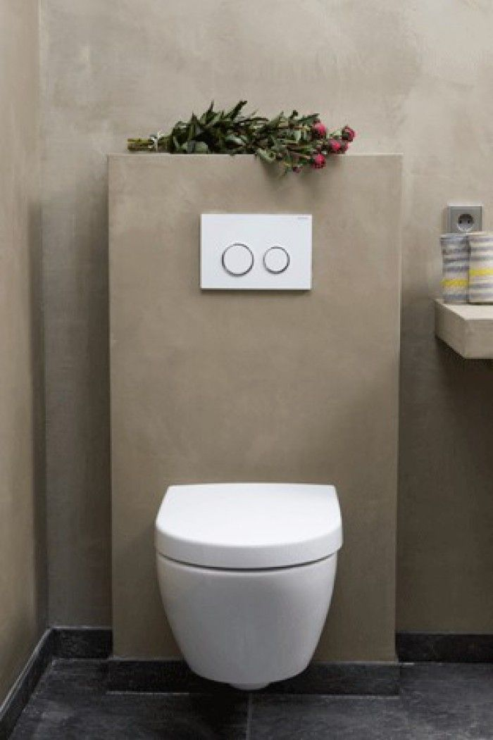 10 beste afbeeldingen over wc idee op pinterest toiletruimte toiletten en planken for Idee wc