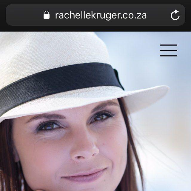 Awesome website for Singer Rachelle Kruger - check www.rachellekruger.co.za #website #sing #singer #branding #october #anped #online