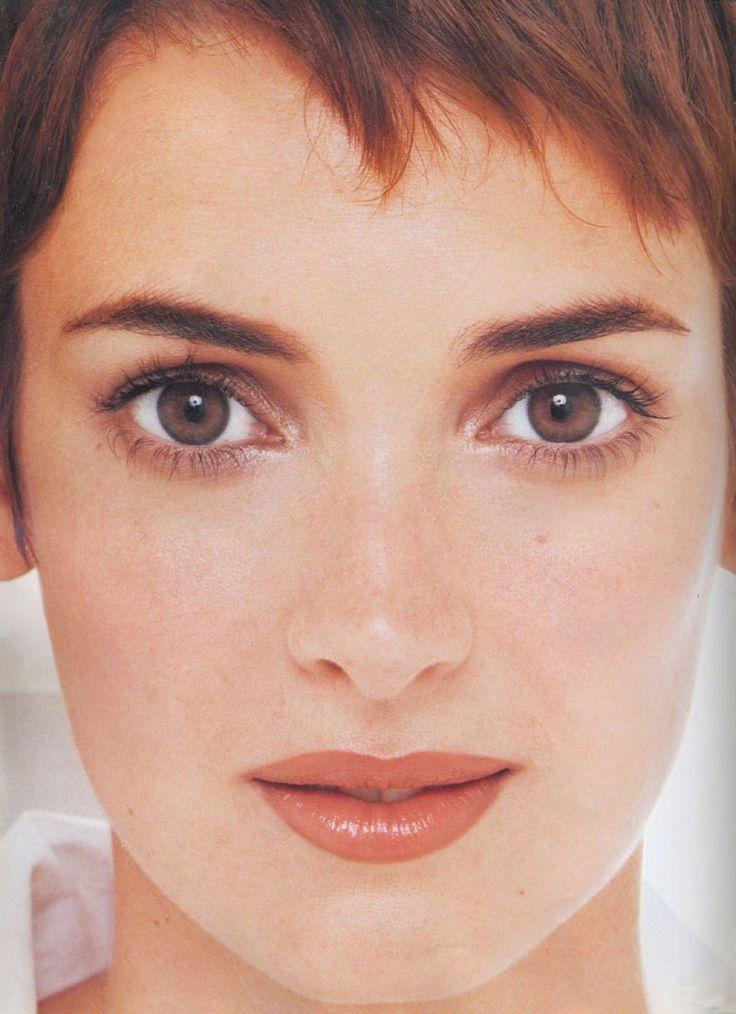 winona ryder- makeup by kevyn aucoin-reinvented the natural look - taught me more than anyone else-miss him